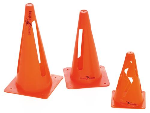 Precision Collapsible Cones (Set of 4) - Campus Sports