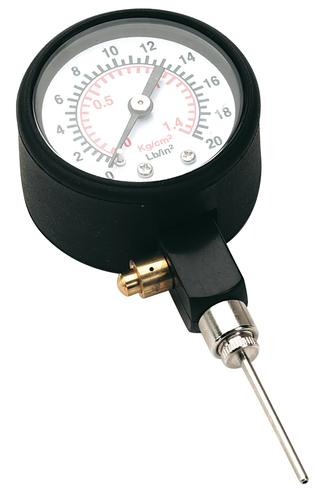 Precision Football Pressure Gauge - Campus Sports