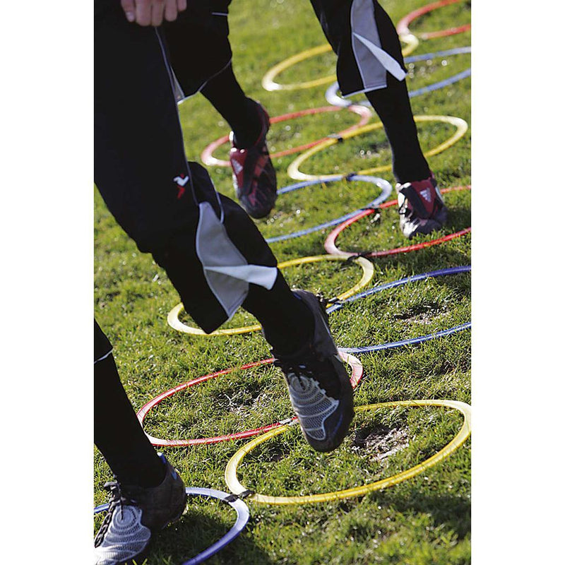 Precision Speed Agility Hoop Ladder - Campus Sports