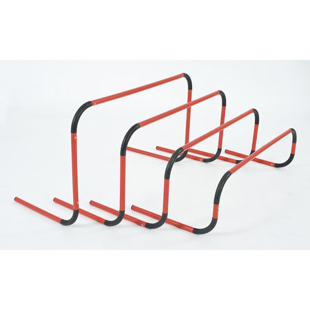 Precision Bounce-Back Hurdles (Set of 3) - Campus Sports