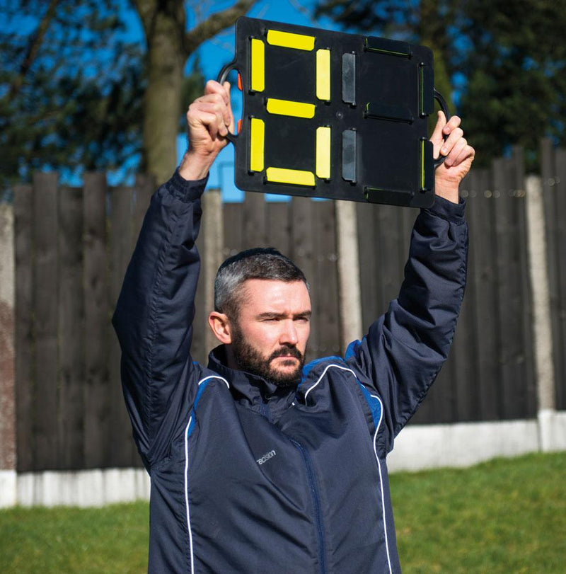 Precision Substitutes Number Board - Campus Sports
