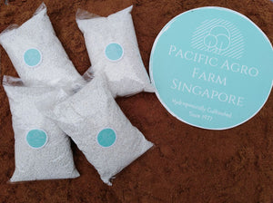 Perlite | Increases Drainage for Soil | Singapore Farm