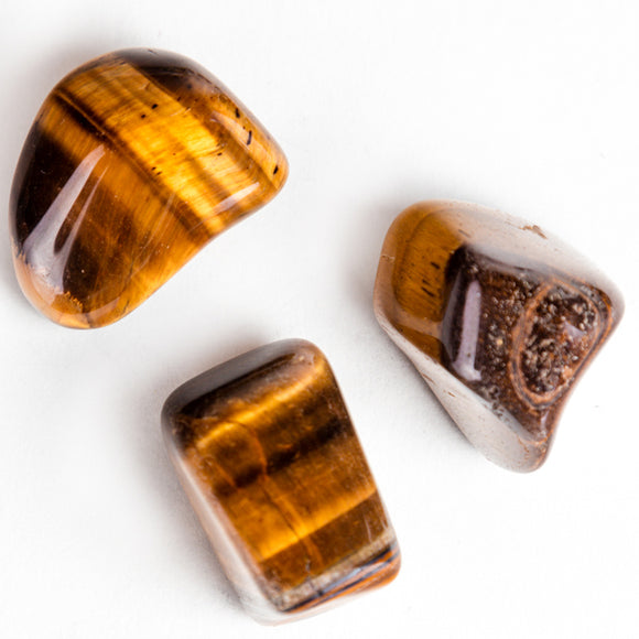 Gold Tiger Eye Stone