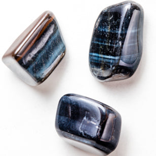 Blue Tigers Eye Stone