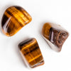 Golden Tiger-eye Stone Knob