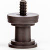 OIL RUBBED BRONZE MOUNT- SOLID BRASS