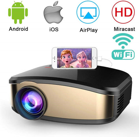 Weton Portable Video Projector