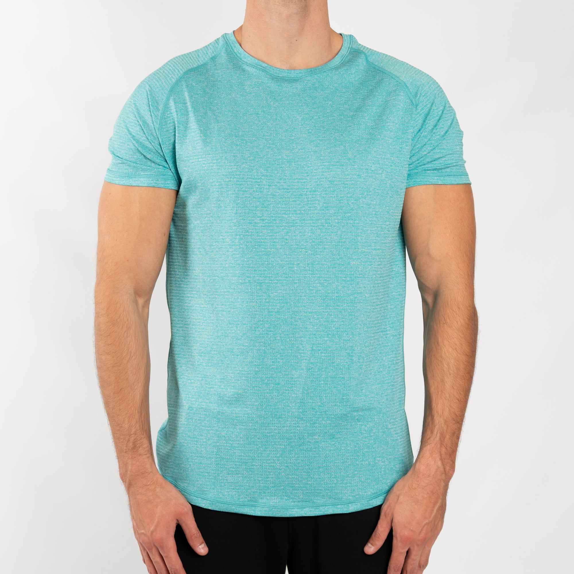 Men's Performance Tee in Baltic - Southern Athletica