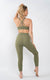 Bliss Leggings in Capulet Olive