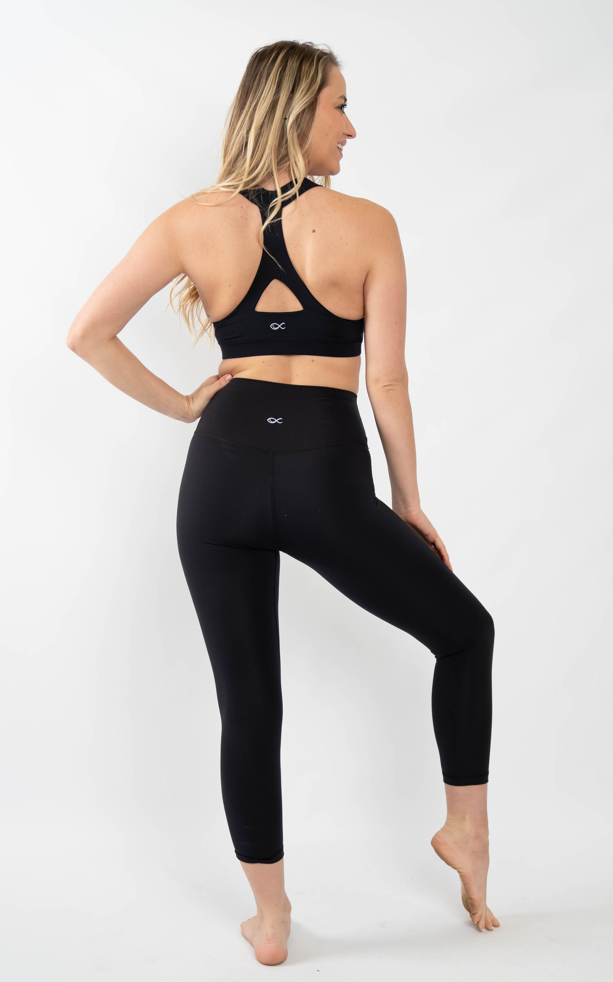 Bliss Leggings in Black