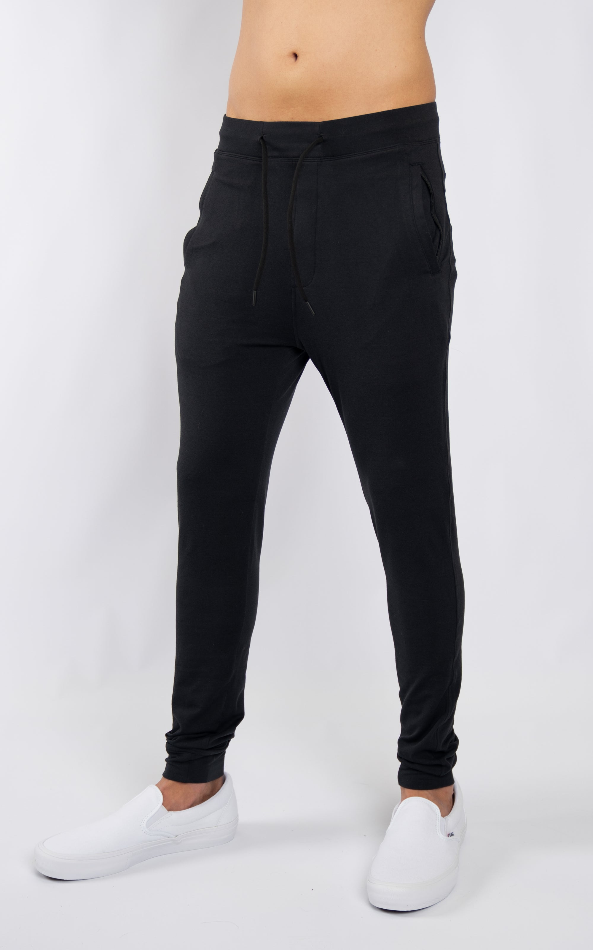 Men's Premium Joggers in Black