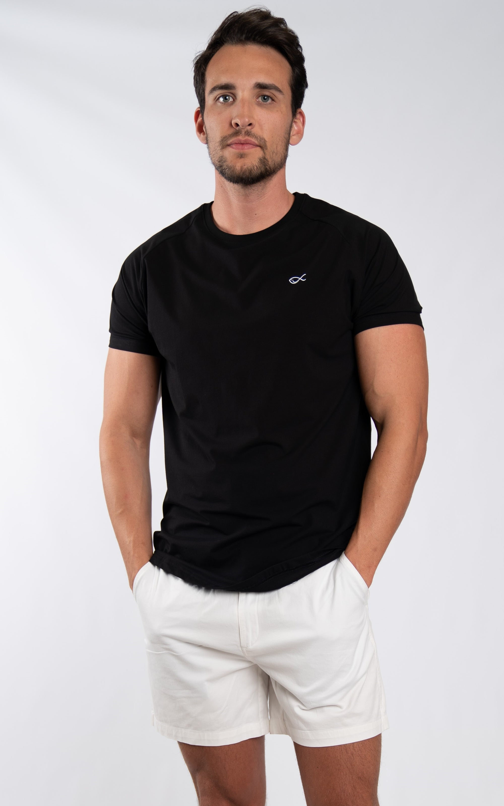 Men's Comfort Tee in Black - Southern Athletica