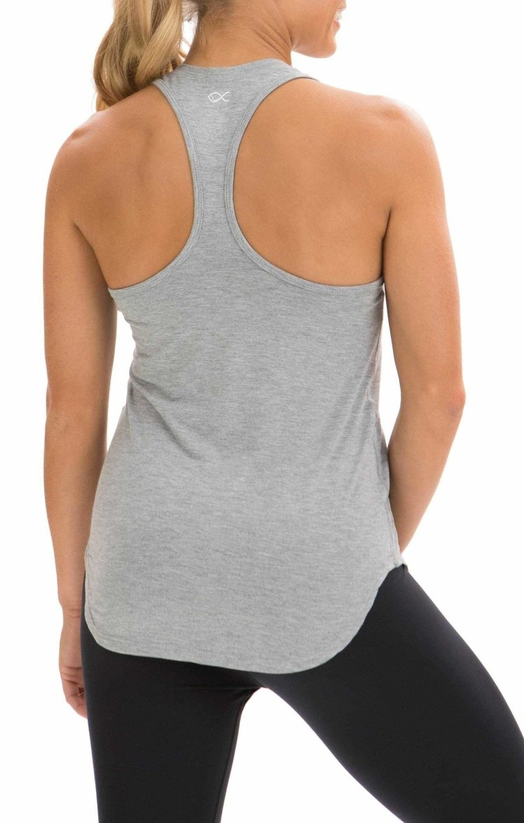 Performance Tank in Grey - Southern Athletica