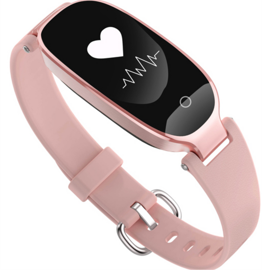 XW Fashion Fitness Watch Pink