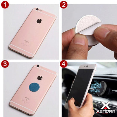 Soporte de celular para carro / pop socket