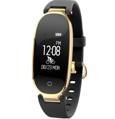 XW Fashion Fitness Watch Black