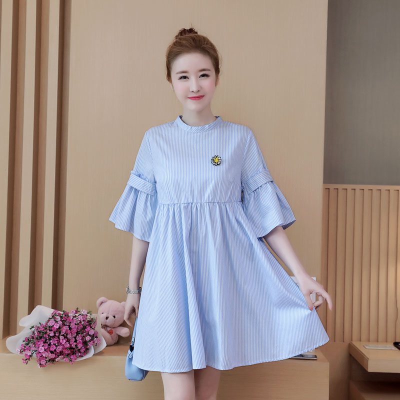 8aebbb82dcc 2018 New Fashion Maternity Dresses Pregnant Dress Casual Summer Dress For  Pregnant Women A-Line