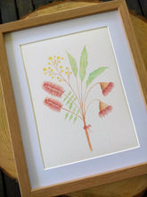 Load image into Gallery viewer, Australian native floral bouquet print