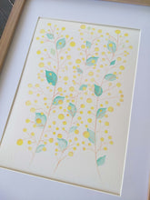 Load image into Gallery viewer, Australian Wattle art print