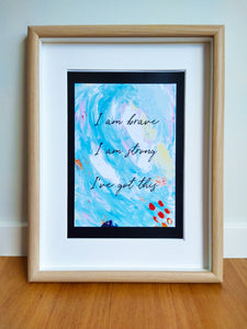 Affirmation Print - Digital Download
