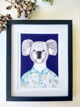 Load image into Gallery viewer, Koala art print