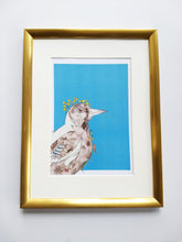 Load image into Gallery viewer, Magpie print