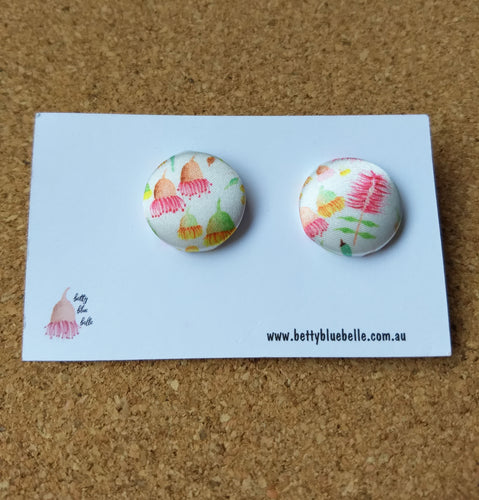 Australian Floral earrings