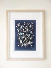 Load image into Gallery viewer, Wattle watercolour print