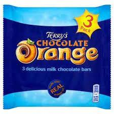 Terrys Chocolate Orange 3 Pack