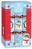 Christmas Crackers Penguin & Snowman Crackers 9 Pack