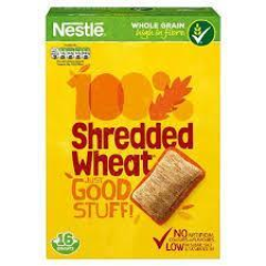 Nestle Shredded Wheat Original 16 Biscuits