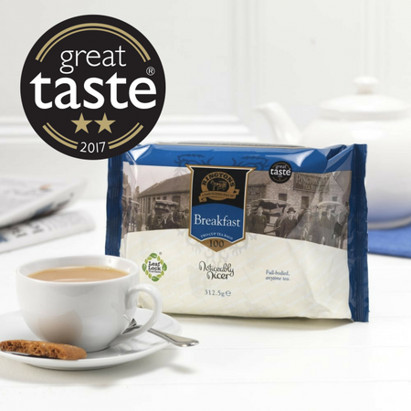 RINGTONS BREAKFAST TEABAGS 100
