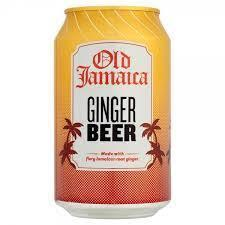 OJ Ginger Beer 330ml