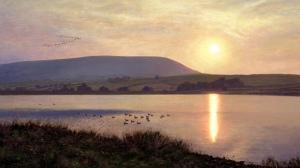 Cards Black Moss and Pendle Hill