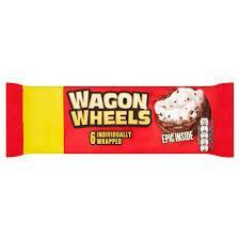 Burtons Wagon Wheels Original 6 Pack