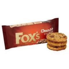 Fox's Chunkie Cookie Dark Chocolate