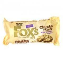 Fox's White Choc Chunk Cookie