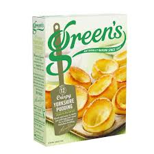 Greens Crispy Yorkshire Pudding Mix