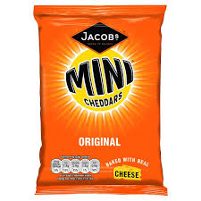 Jacobs Cheddars Mini Original