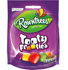 Rowntrees Tooty Frooties 150g
