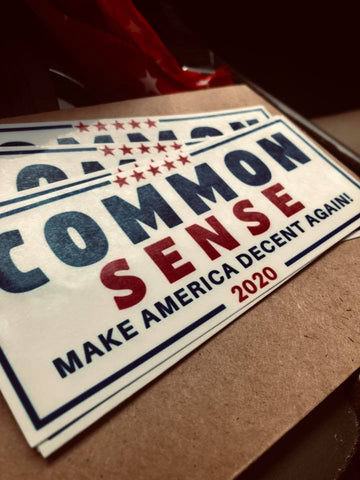 Common Sense 2020 Limited Edition