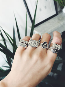 PRE ORDER - KITTY ring