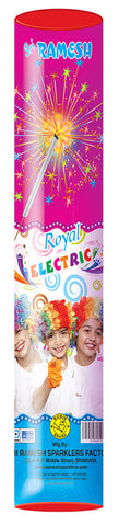 Royal Electric Tube 15 cm Sparklers