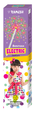 Beautique Electric 10 cm Sparklers (Set of 5 Boxes)