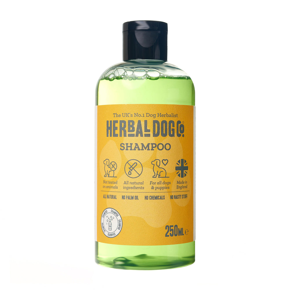 Herbal Dog Co Apple & Vanilla Shampoo