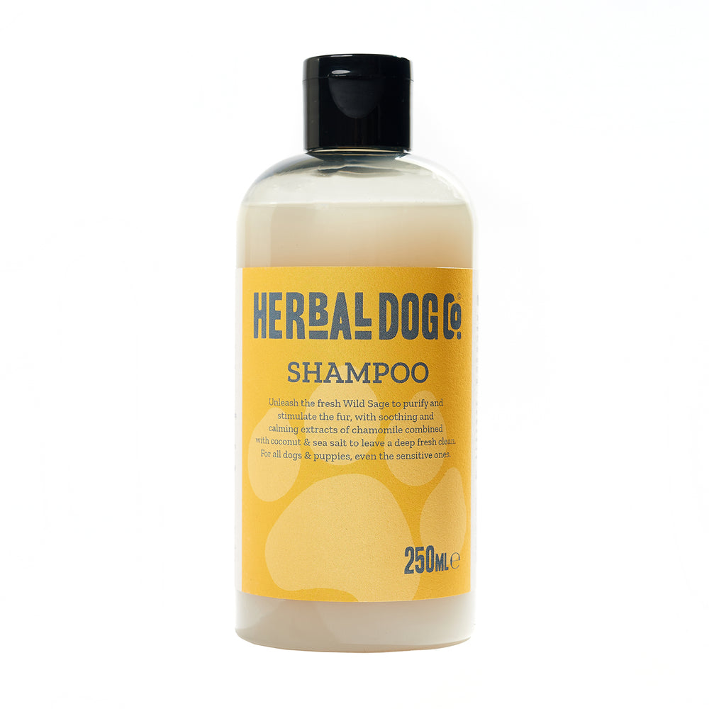 Herbal Dog Co Baby Powder Shampoo