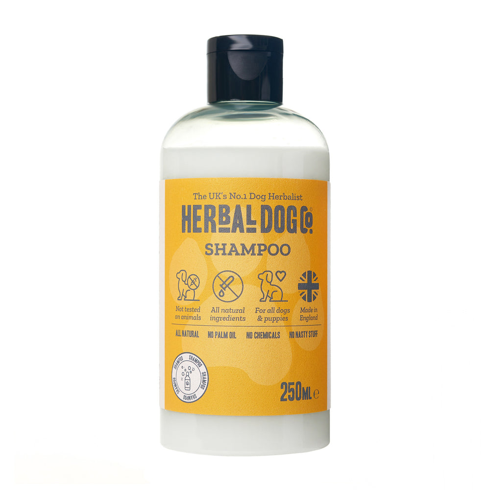 Herbal Dog Co Bergamot & Sandalwood Shampoo