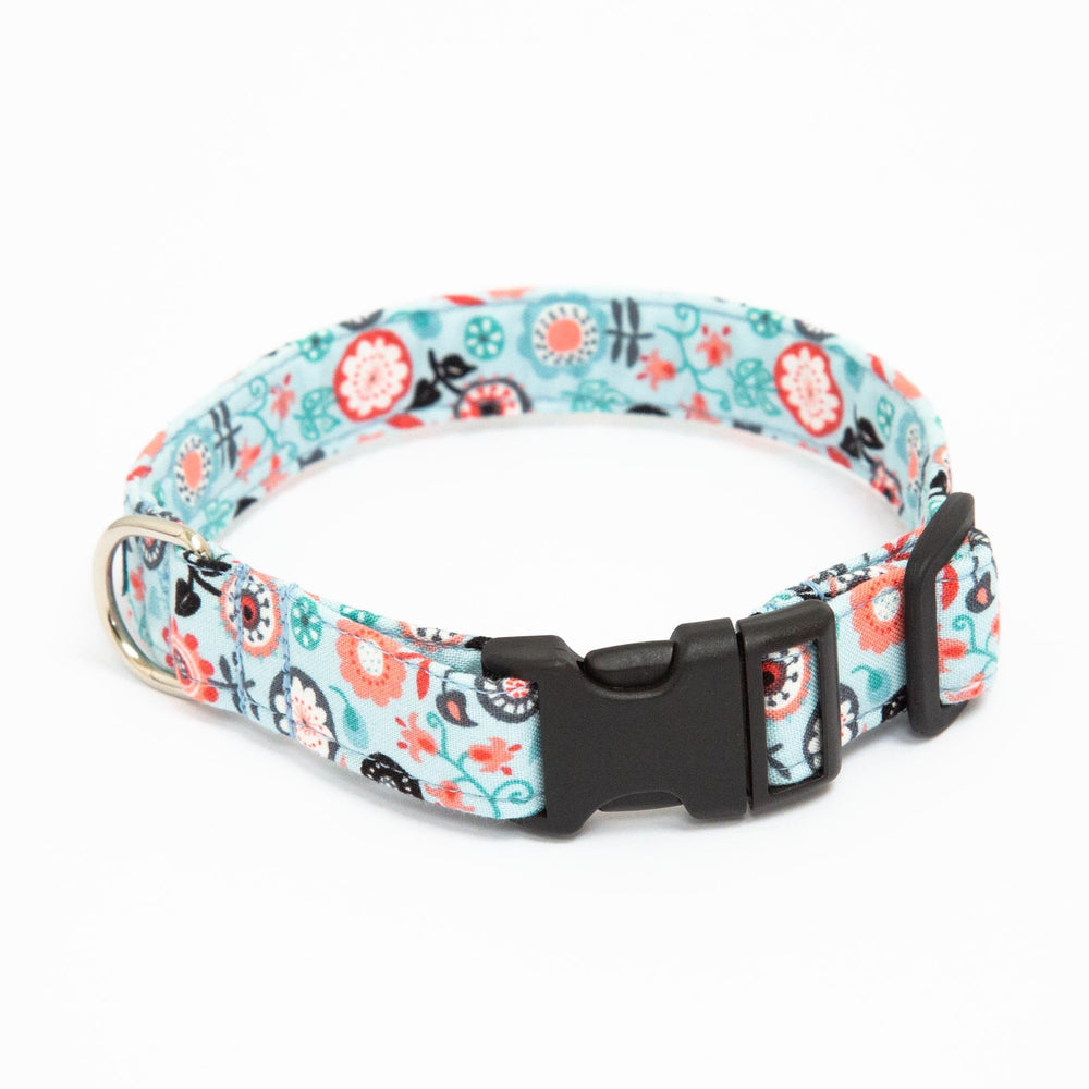 Ditsy Flower  Collar