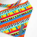 Bright Stripes Bandana