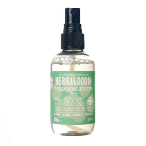 Herbal Dog Co Colloidal Silver Spray